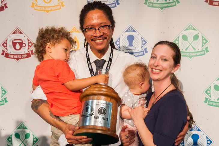 Lemuel Butler Wins The 2016 United States Barista Championship