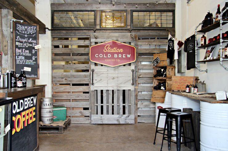 station cold brew coffee company bar toronto canada hale coffee company nitro cafe sprudge