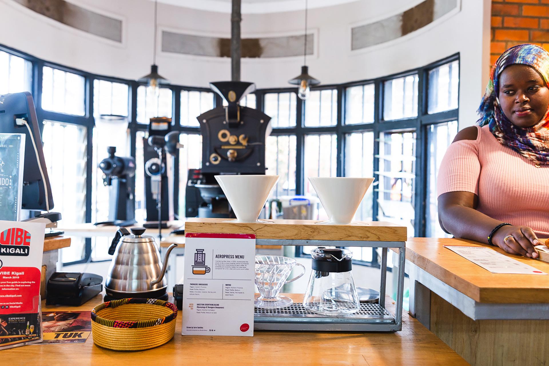 question coffee gishushu kigali rwanda